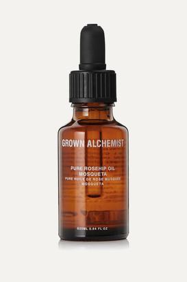 GROWN ALCHEMIST Pure Rosehip Oil Rosa Mosqueta, 25ml