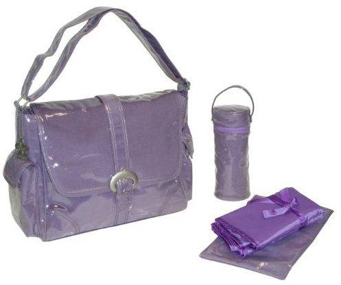 Kalencom Laminated Buckle Bag