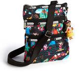 Le Sport Sac Kasey Polynesian Paradise Crossbody Bag With Charm