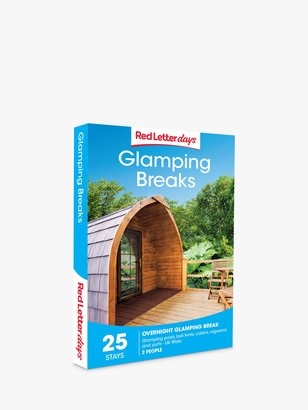 Red Letter Days Glamping Breaks Gift Experience