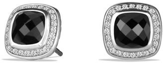 David Yurman Albion Earrings with Gemstone & Diamonds