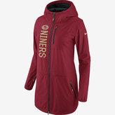 Nike Tote (NFL 49ers) Women's Jacket