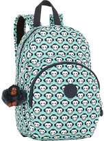 Kipling Gorilla-print Crinkled-nylon Backpack
