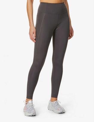 Girlfriend Collective Compressive high-rise stretch-jersey leggings