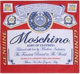 Moschino Beach Towel
