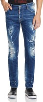 DSQUARED2 Cool Guy Slim Fit Jeans in Blue