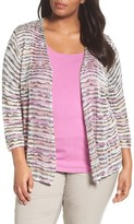 Nic+Zoe Plus Size Women's Desert Valley Cardigan