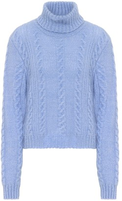 Versace Exclusive to Mytheresa a Wool-blend sweater