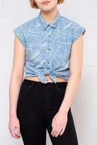 Vans Sundazed Denim Top