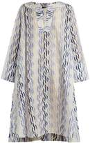 Thierry Colson Rock the Boat printed dress
