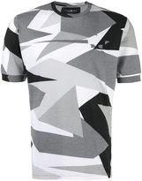 Hydrogen graphic print T-shirt - men - Cotton - L