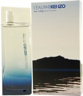 Kenzo L'eau Par Eau Indigo Cologne by for Men. Concentree Eau De Toilette Spray 3.4 Oz / 100 Ml.