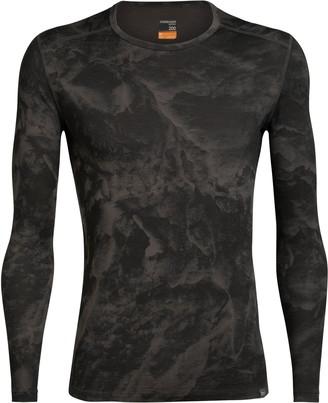 Icebreaker 200 Oasis Nature Dye Long Sleeve T-Shirt