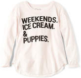 Chaser Weekends & Puppies Tee