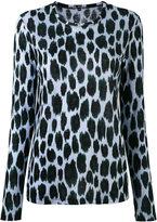 Proenza Schouler Long sleeve T-Shirt - women - Cotton - S