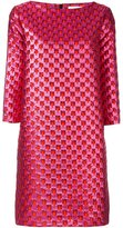 Gianluca Capannolo patterned shift dress
