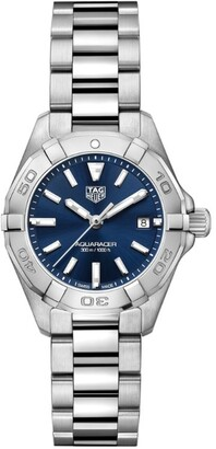 Tag Heuer Steel Aquaracer 300m Quartz Watch 27mm