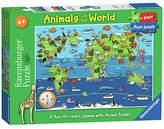 Ravensburger Animals of the World 60 Piece Floor Puzzle