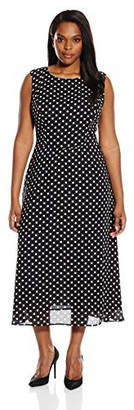 Single Dress Women's Plus Size Printed Kathryn Dress