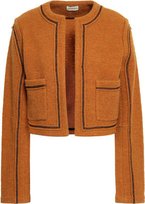 By Malene Birger Boiled Wool And Cotton-blend Jacket