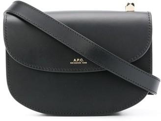 A.P.C. mini Geneve saddle bag