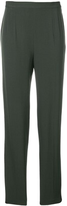 Moschino Pre-Owned tapered trousers