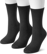 Women's SONOMA Goods for LifeTM 3-pk. Soft & Comfortable Crew Socks