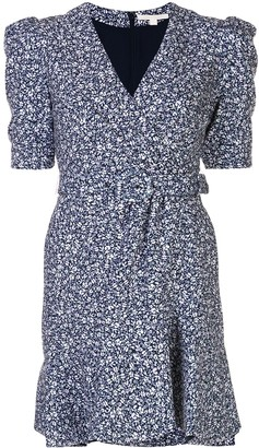 Jonathan Simkhai Evelyn floral print dress
