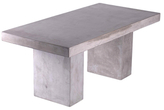 Urbia Elcor Concrete Dining Table