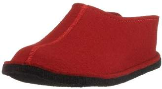 Haflinger Women's Flair Smily Open Back Slippers, ()