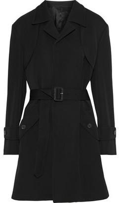 Maison Margiela Wool And Cotton-blend Gabardine Trench Coat