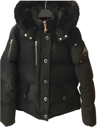 Moose Knuckles Black Fox Coat for Women