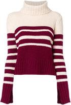 Drumohr roll-neck jumper