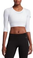 Nike Women's Pro Hypercool Crop Top