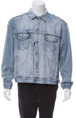 Ksubi Oh G Denim Jacket w/ Tags