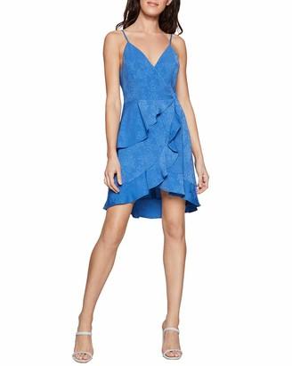 BCBGeneration Women's Ruffled Camisole Mini Dress