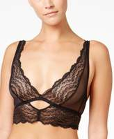 Cosabella Bisou Sheer Lace Cut-Out Bralette BISOU0315