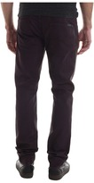 7 For All Mankind The Straight Color Coated Denim (Chianti) - Apparel