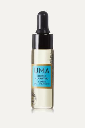 UMA OILS Net Sustain Deeply Clarifying Blemish Spot Treatment, 15ml - Colorless