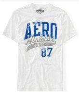 Aeropostale Men's T Shirt Graphic Logo