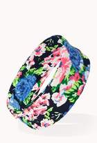 Forever 21 Island Floral Headwrap