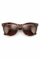 Wildfox Couture Sunwear Catfarer Frame in Tortoise