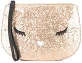 Furla Allegra clutch - women - Nylon/Polyester/Polyurethane/Viscose - One Size