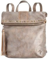 Patricia Nash Washed Denim Luzille Convertible Backpack
