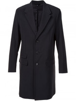 Neil Barrett classic single breasted coat