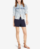 Denim & Supply Ralph Lauren Star-Print Shorts