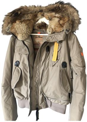 Parajumpers Beige Coat for Women