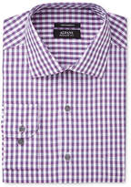 Alfani Men's Big and Tall Performance Oversized Check Dress Shirt, Only at Macy's