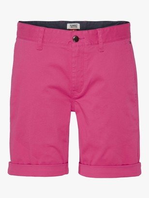 Tommy Hilfiger Tommy Jeans Essential Chino Shorts