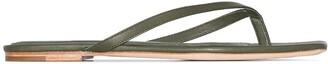 Studio Amelia Flat Leather Sandals